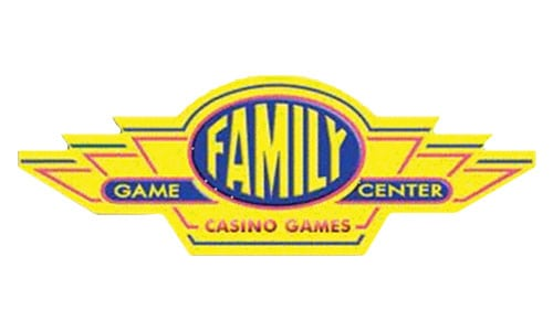 Logo Family Game Center
