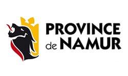 Logo Province Namur